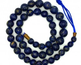 LAPIS BEADS DRILLED  NATURAL 160   CTS NP-239