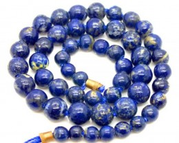 LAPIS BEADS DRILLED  NATURAL  150  CTS NP-248