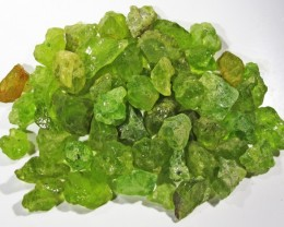 120.00 CTS ARIZONA PERIDOT ROUGH  PARCEL USA [F4805]