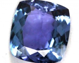 CERTIFIED TANZANITE FACETED  3.06  CTS TBM-352