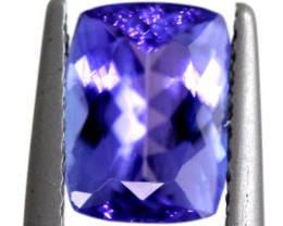 TANZANITE FACETED  1.65  CTS TBM-353
