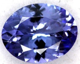 TANZANITE FACETED  2.20  CTS TBM-358
