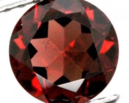 BURGUNDY RED GARNET FACETED 2  CTS TBG-803