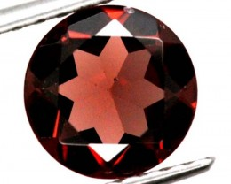 BURGUNDY RED GARNET FACETED 2.0  CTS TBG-805