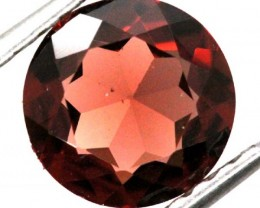 BURGUNDY RED GARNET FACETED 1.7  CTS TBG-807