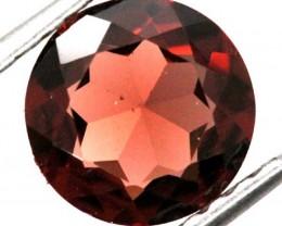 BURGUNDY RED GARNET FACETED 1.7  CTS TBG-807