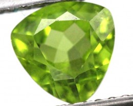 PERIDOT FACETED STONE 2.05 CTS TBG-812
