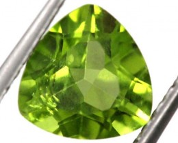 PERIDOT FACETED STONE 2.05 CTS TBG-816