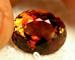 15.72 Carat VVS1 Flashy South American Topaz