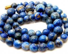 LAPIS BEADS DRILLED  NATURAL  160  CTS NP-378