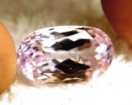 21.32 Carat VVS1 Pink Himalayan Kunzite - Gorgeous