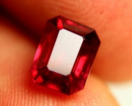 3.43 Carat VS Fiery Pigeon Blood Ruby - Impressive Gem