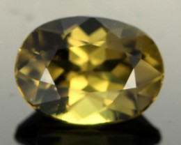 1.04 cts Transparent Yelow Chrysoberyl (RCB2)