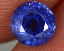 0.54 cts Calibrated 4.5 mm Blue Sapphire (RSA149)