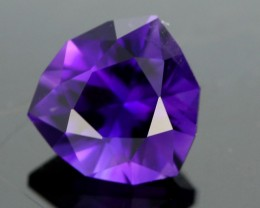 2.16 CTS AMETHYST - DEEP RICH PURPLE COLOUR (RA85)