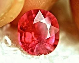 4.29 Carat Pink Ruby