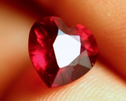 2.60 Carat Deep Pigeon Blood VS2 Ruby - Beautiful