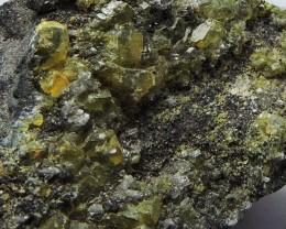 Sturmanite / Etringite 250 cts speciemn  mygm 2042