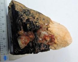 0.250 Kilo  African Tourmaline n quartz Speciemn  MYGM 2045