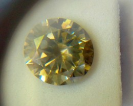 NATURAL-BIG SIZE.3.02CTW ,VERY RAREST CHAMELION  DIAMOND