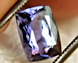 2.37 Carat Vibrant Blue African IF/VVS1 Tanzanite - Gorgeous