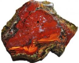 210.00 CTS RED MEXICAN JASPER [F4999]