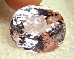 35.3 Carat VVS1 Purple / Pink Himalayan Kunzite - Superb
