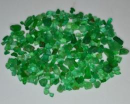 NR$1~50.40 CT 100% NATURAL TOP QUALITY VIVID GREEN EMERALD
