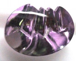 AMETHYST CARVING 4.35 CTS CG-1049