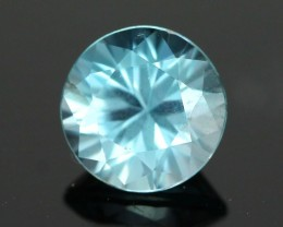 1.72 CTS DIAMOND CUT SKY BLUE ZIRCON - [ZIR17]