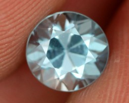 1.63 CTS DIAMOND CUT SKY BLUE ZIRCON - [ZIR18]