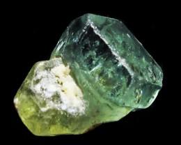 3.10 CTS MINT GREEN GLOSSULAR GARNET ROUGH  [F5077]