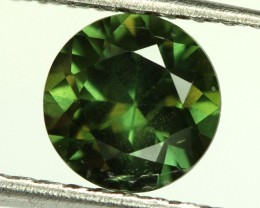 1.27 CTS BEAUTIFUL GREEN AUSTRALIAN SAPPHIRE (SAP218)