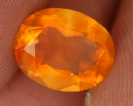 2.25 CTS FIRE ORANGE MEXICAN FIRE OPAL [ST8410]