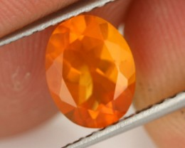 1.02 CTS FIRE ORANGE MEXICAN FIRE OPAL [ST8413]