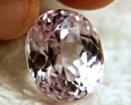 20.74 Carat VVS1 Pink Himalayan Kunzite - Gorgeous