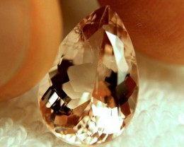 5.45 Carat VS South American Morganite - Gorgeous