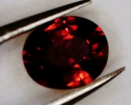 1.50 ct Lovely Pinkish Red Rhodolite Garnet VVS THB19