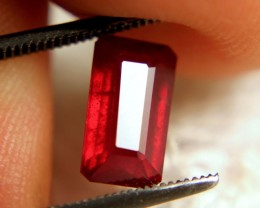 2.72 Carat SI Ruby - Flashy and Beautiful