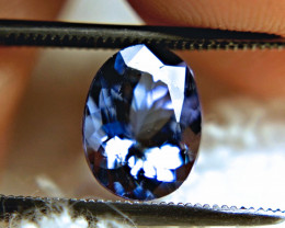 2.36 Carat VVS1 African Tanzanite - Superb