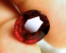 8.10 Carat Flashy SI Ruby - Beautiful