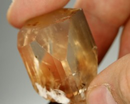 150 CTS PRECIOUS SHERRY TOPAZ CRYSTAL FROM PAKISTAN [ST8451]