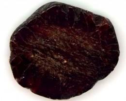 GARNET BEAD NATURAL 30.9  CTS    ADG-482