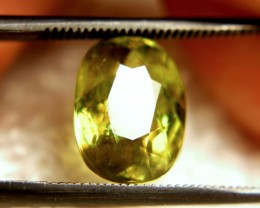 3.63 Carat VS2 Siberian Sphene - Superb Gem