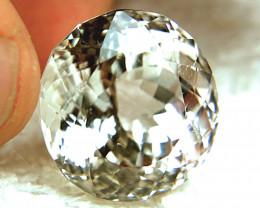 41 Carat VVS1 Sparkling White Himalayan Kunzite - Superb
