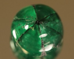 4.641ct Very Rare Untreated Trapiche Emerald