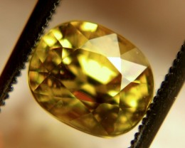 2.42 Carat VVS/VS Russian Sphene - Superb