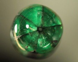 Very Rare Untreated Trapiche Emerald 4.922ct