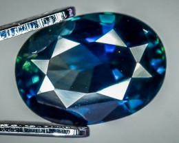 1.25 ct Rarest Blue Kashmir Sapphire
