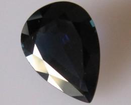 3.48cts Natural Australian Sapphire Pear Cut